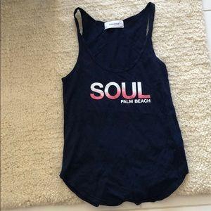Soul cycle top